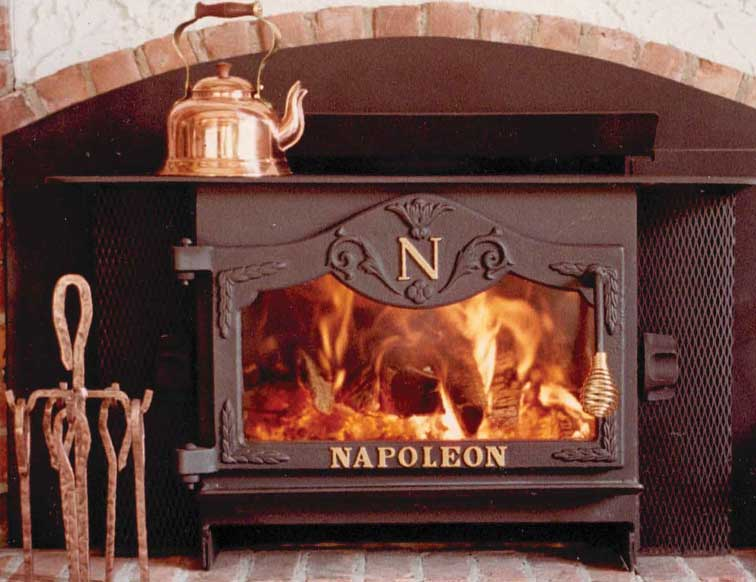 Napoleon's First Fireplace