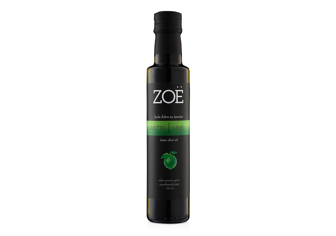 ZOE Lime Infused Oil (250ml)